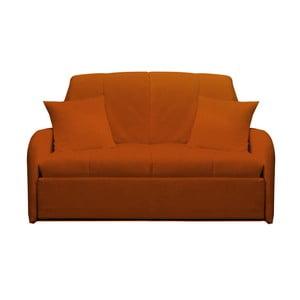 Canapea extensibilă cu 2 locuri 13Casa Paul, portocaliu