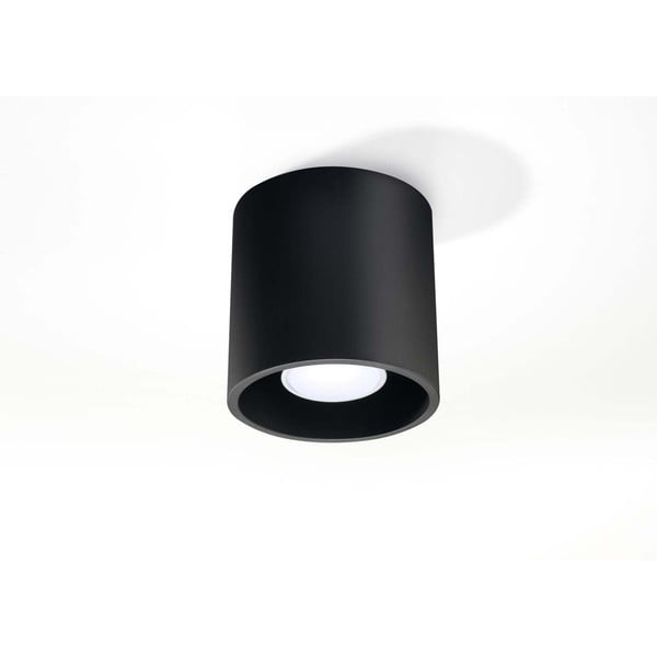 Černé stropní svítidlo Nice Lamps Roda