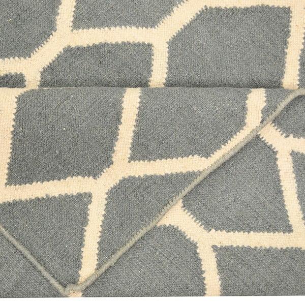Ručně tkaný koberec Kilim JP 38, 90x150 cm