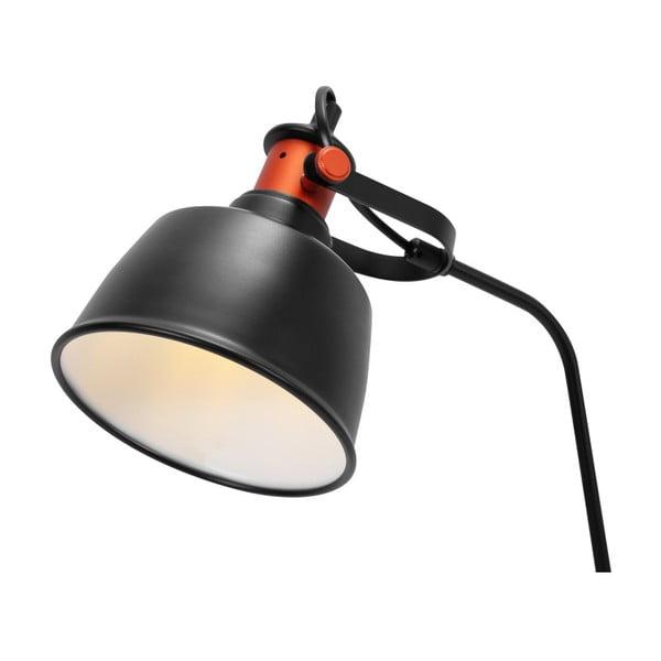 Černá stolní lampa Garageeight Etel