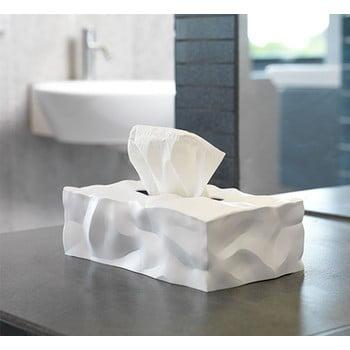 Cutie Pentru Servetele Wipy Ii White