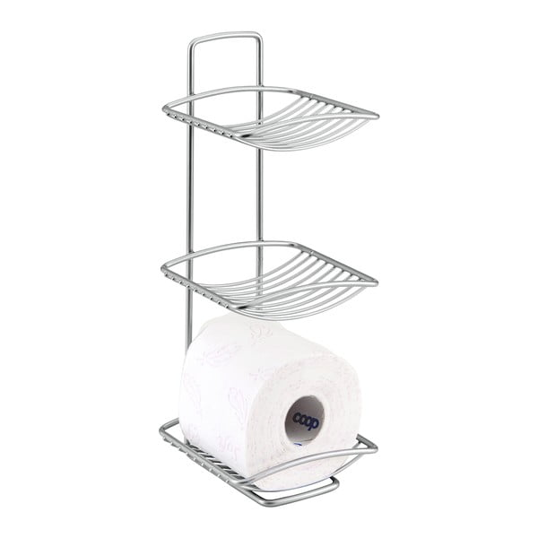 Onda háromszintes WC-papír tartó - Metaltex