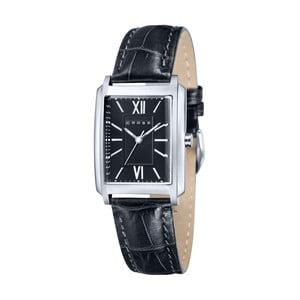 Pánské hodinky Cross Hampton Black, 30 mm