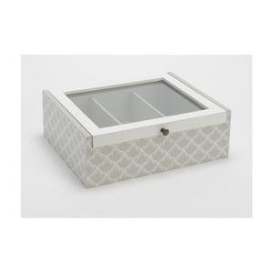 Krabička s přihrádkami Amadeus