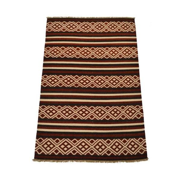 Ručně tkaný koberec Kilim 117, 155x245 cm