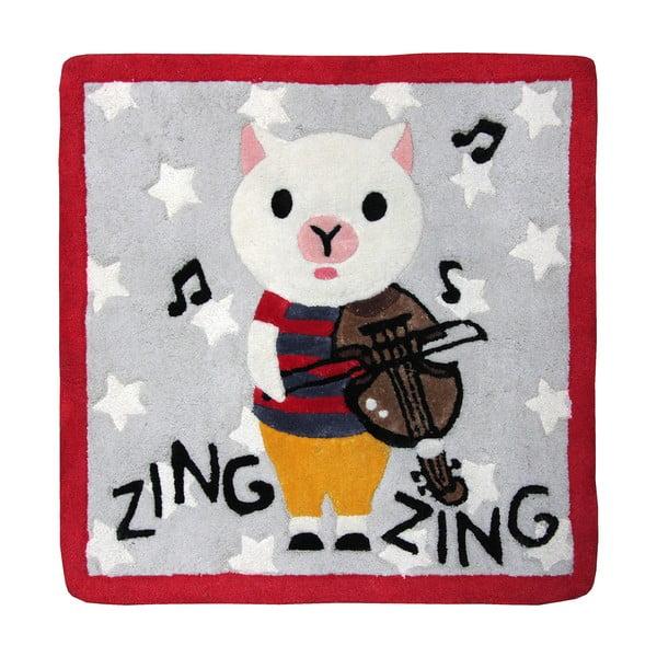 Dětský koberec Nattiot Zinz Zing, 70x70cm
