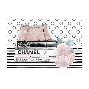 Obraz na plátně Marmont Hill Chanel Bag, 61 x 41 cm