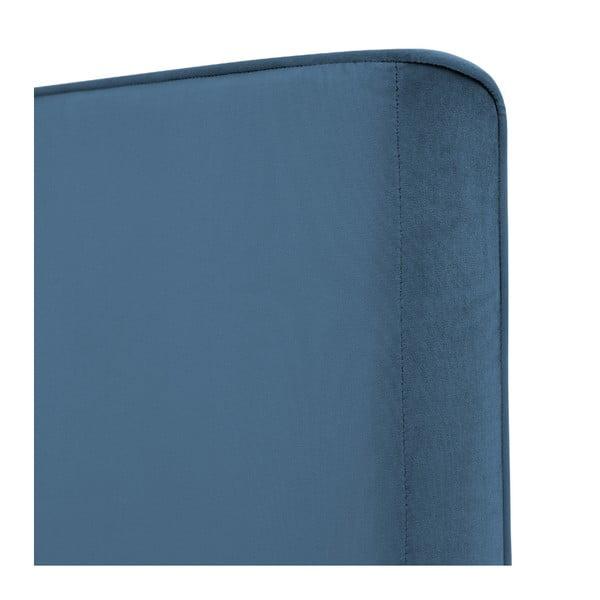 Pat Vivonita Kent Velvety, 160x200cm, albastru
