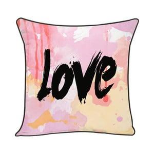 Povlak na polštář Love I, 45x45 cm