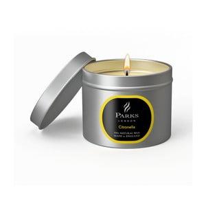 Svíčka s vůní citrusů Parks Candles London Citronella, 25 hodin hoření