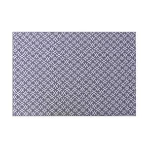 Antracitově šedý zahradní koberec Hartman Scotty, 200x140cm