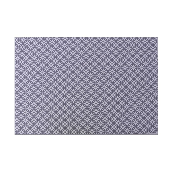 Antracitovosivý záhradný koberec Hartman Scotty, 200 × 140 cm