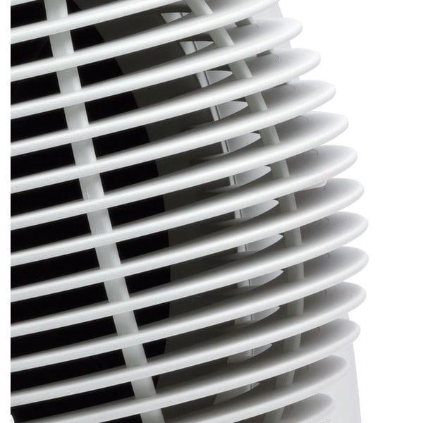 Teplovzdušný ventilátor Max, bílý