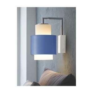 Modré nástěnné svítidlo Herstal Y1949 Cornflower Blue