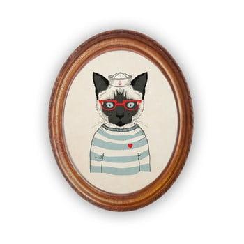 Tablou Really Nice Things Sailor Cat poza