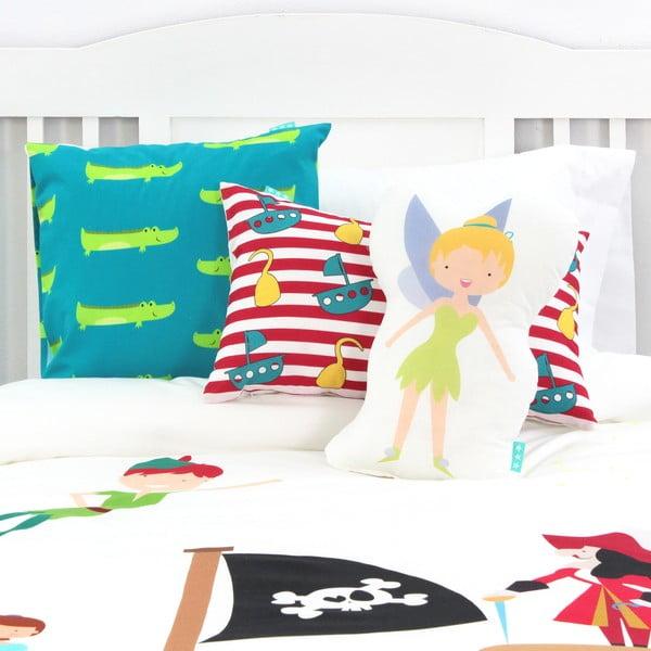 Dětské bavlněné povlečení na peřinu a polštář Mr. Fox Peter, 140x200cm