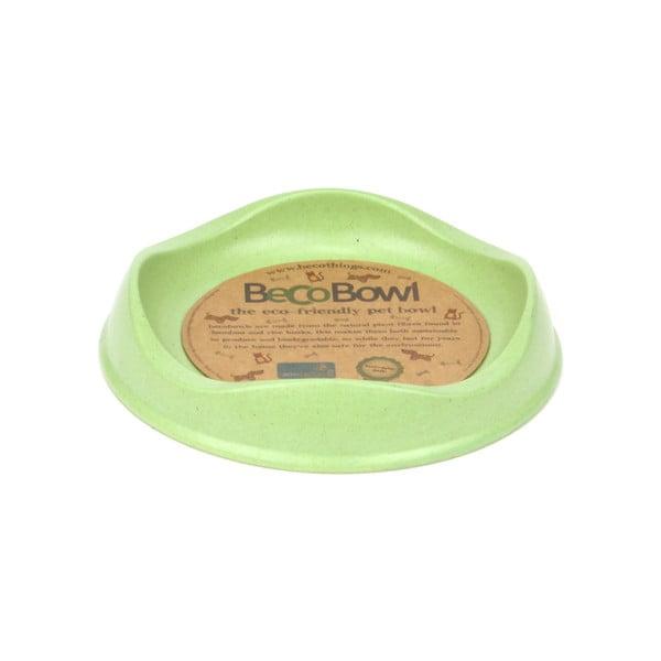 Kočičí miska Beco Bowl Cat, zelená