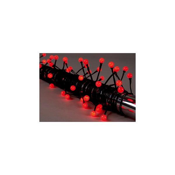 Svítící dekorace Beads Red
