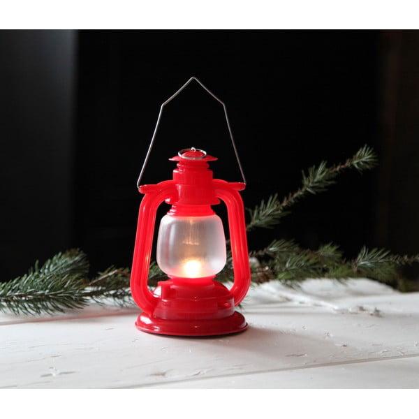 LED lucerna Sailor, červená
