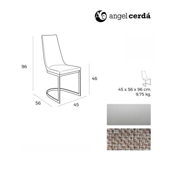 Jídelní židle Ángel Cerdá Murana