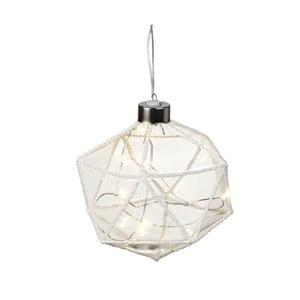 Světelná LED vánoční ozdoba Parlane Diamond