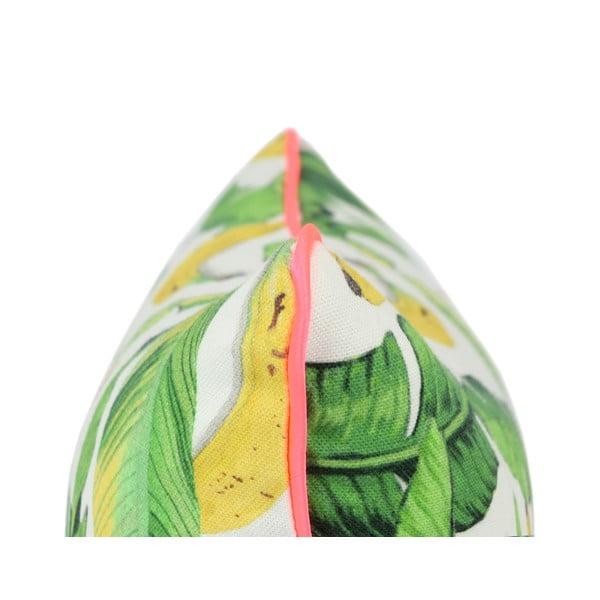 Bavlněný povlak na polštář HF Living Banana