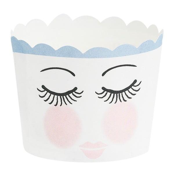 Set 24 coșulețe pentru copt Miss Étoile Eyes