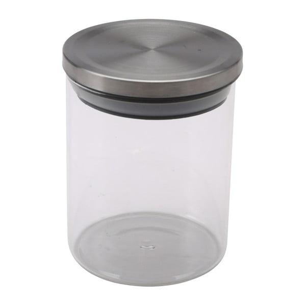 Szklany pojemnik kuchenny Bergner Clasics, 700 ml