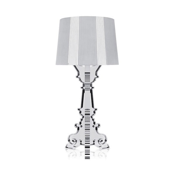 Lampa Bourgie Metal, chrom