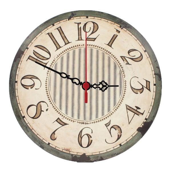 Nástěnné hodiny Stripes, 30 cm