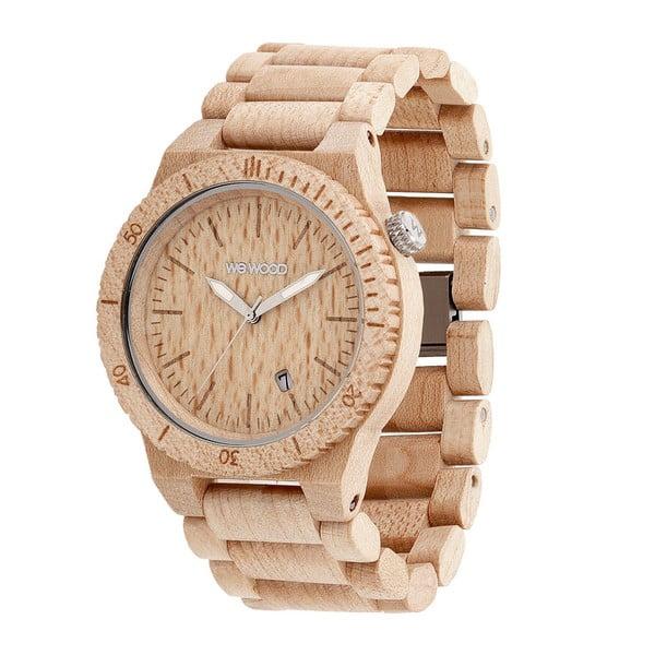 Dřevěné hodinky Beta Beige