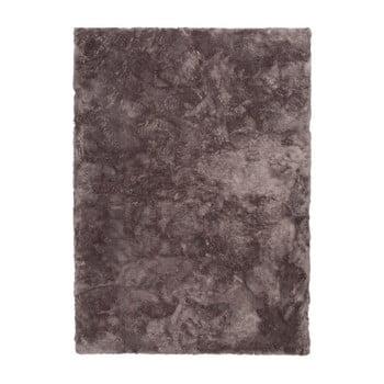 Covor Universal Nepal Liso Gris, 80 x 150 cm, gri de la Universal