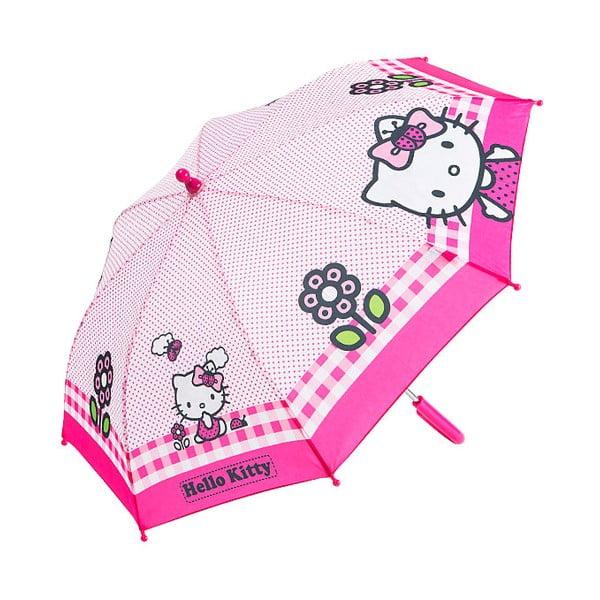 Dětský deštník Hello Kitty Rose