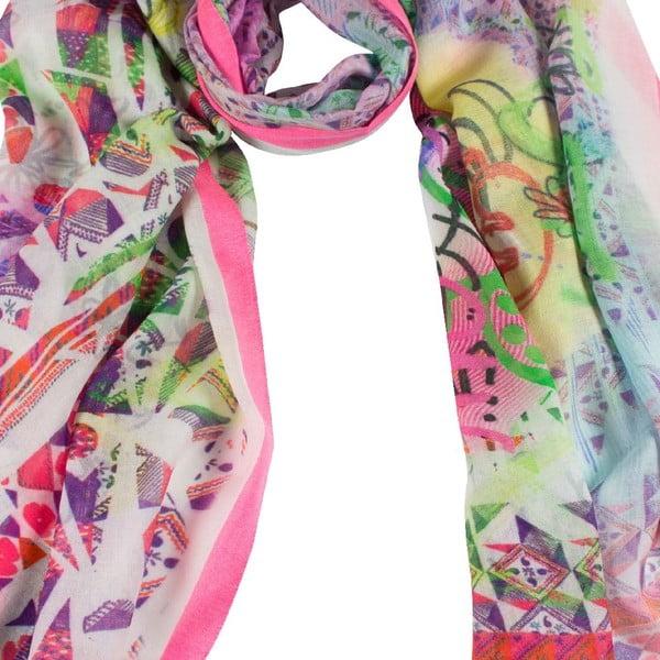 Šátek Belinda Pink