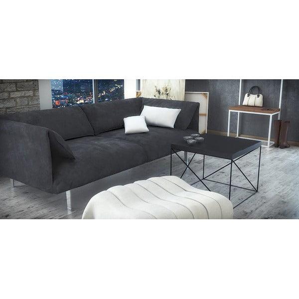 Odkládací stolek Oslo Black