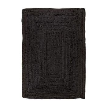 Covor House Nordic Bombay Rug, 180 x 120 cm, negru