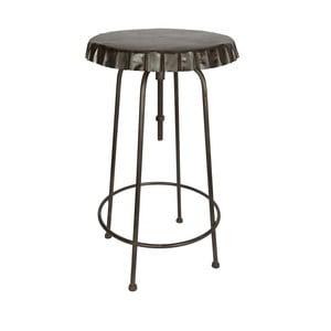 Kovový stůl Antic Line Tabouret Plateua