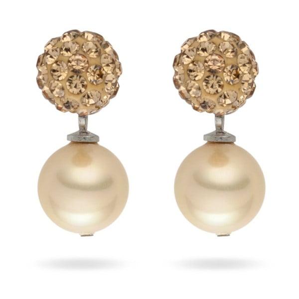 Kolczyki perłowe Nova Pearls Copenhagen Esmé