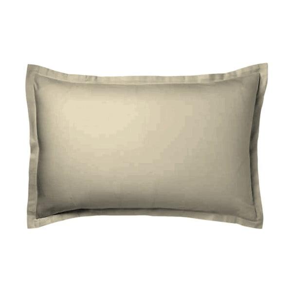 Povlak na polštář Lisos Crema, 70x90 cm