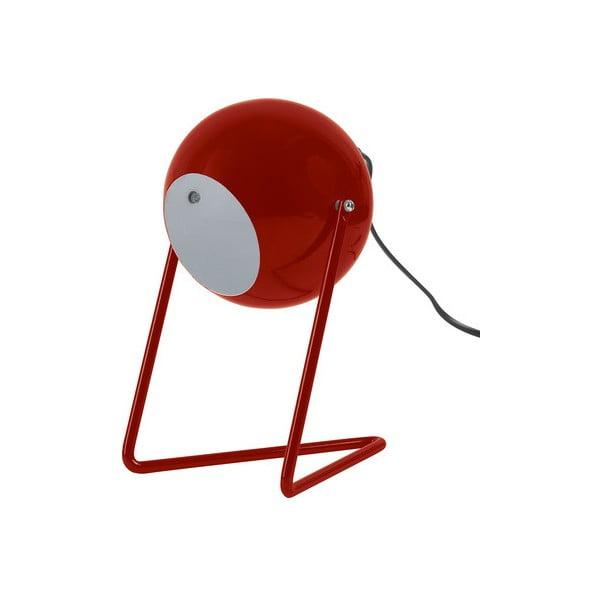 Červená kovová lampička Vox Emo