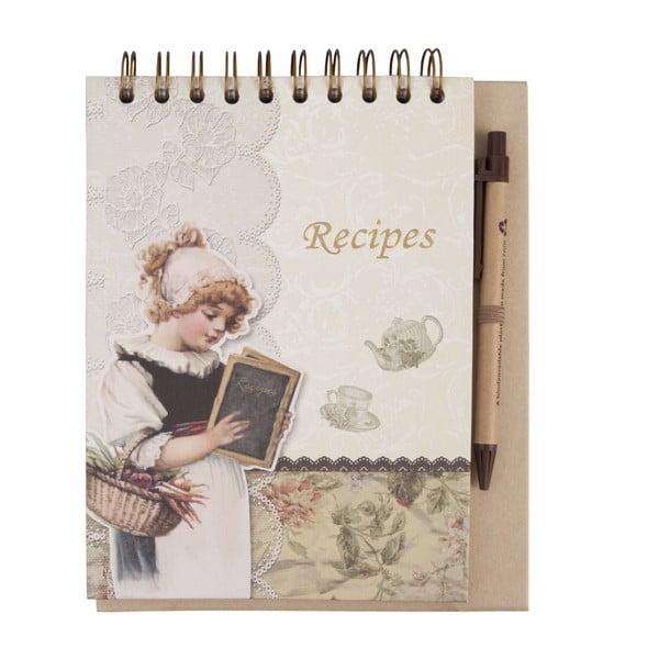 Notes na recepty Clayre Recipes