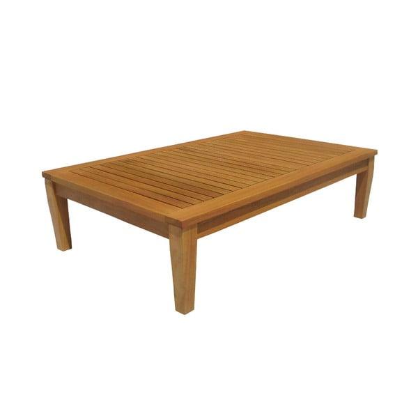 Alaia kerti asztal egzotikus fából - Ezeis