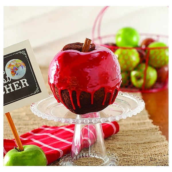 Forma na pečení ve tvaru jablka