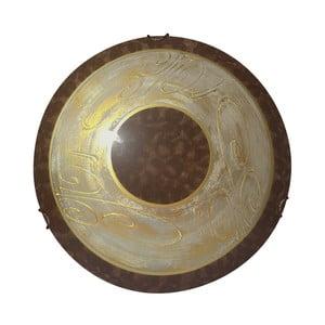 Ručně malované stropní/nástěnné světlo Messina, 30 cm