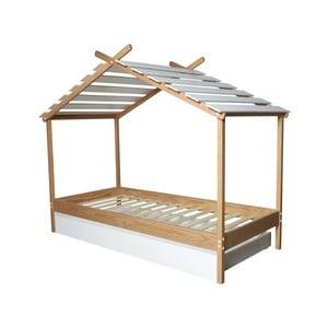 Dětská postel Marckeric Caban, 90x190cm