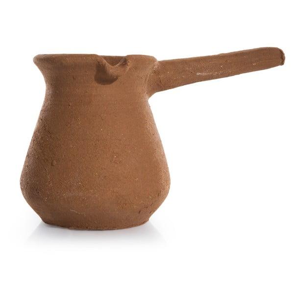 Gliniany tygielek do kawy Bambum