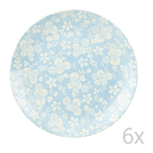Sada 6 talířů Fledgling, 26 cm