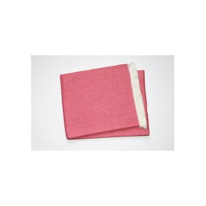 Lehká deka Skyline Fuchsia, 140x180 cm