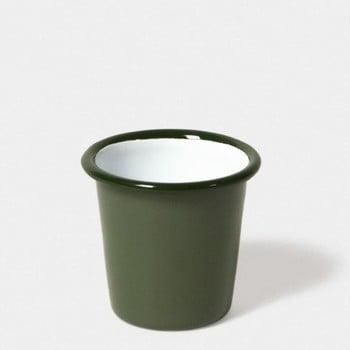 Pahar smălțuit Falcon Enamelware, 124 ml, verde deschis de la Falcon Enamelware