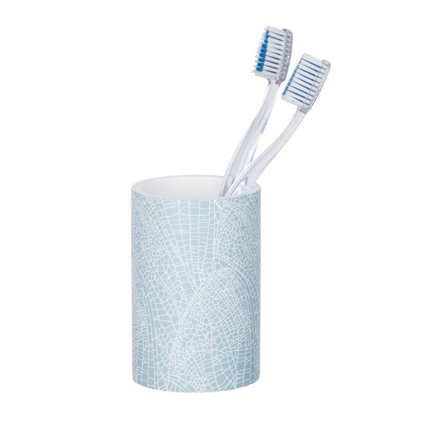 Sky világoskék fogkefetartó pohár - Wenko